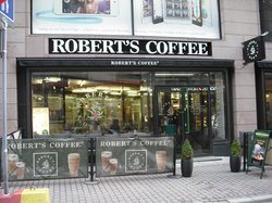 ‪Robert's Coffee‬