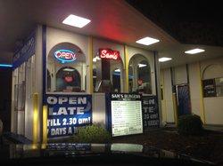 Sam's Super Burgers
