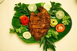 Local Cuisines, Fresh fish from the Periyar Lake