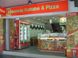 Insomnia Kebabs and Pizza