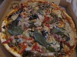 Melinzana Pizza