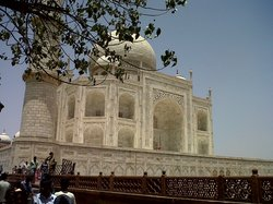 Arv Holidays - Same Day Taj Mahal Tour
