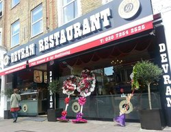 Devran Restaurant Stoke Newington