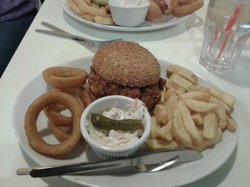 Ed's Easy Diner - Mayfair