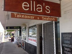 Ella's Takeaway and Seafood Harrington