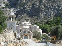 Agios Petros Church & Monastery
