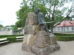 Monument For the Inhabitants of Saaremaa Who Have Lost Their Lives in the War of Independence