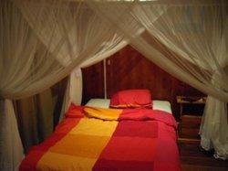 Chambre lit nuit