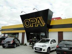 Garagem Opa Bier - Food Truck