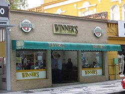 Winner's Sucos e Lanches