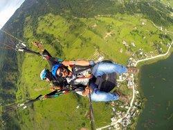 Paragliding , pokhara, Nepal (84288207)