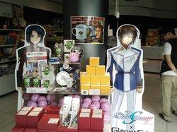 Gundam Cafe Diver City Tokyo Plaza