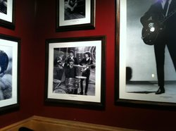 The Beatles on the Wall of Fame