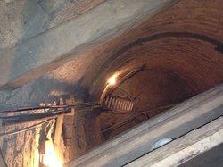 L'interno della Torre di Roccaverano