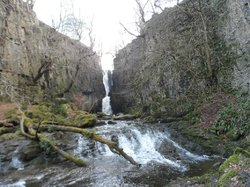 Catrigg Force Waterfall