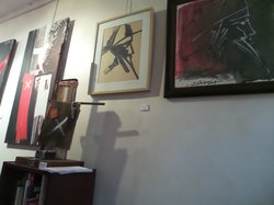 ART CAFÉ YVES MISERICORDIA À TOULON  GALERIE D'ART