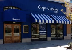 Crepe Creation Cafe