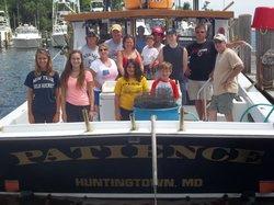 Patience Sportfishing