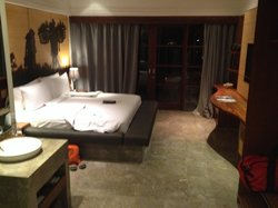 Our room - just like in the magazine!