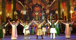 Adventures Of Marco Polo - The White House Theatre