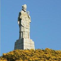 Slieve Patrick Statue