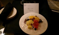 The staff goes out of their way to make us feel welcomed and special.
