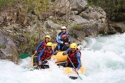 Mat & Eau Rafting
