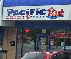 Pacific Hut Expo