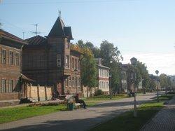 Пешеходный проспект Чумбарова-Лучинского