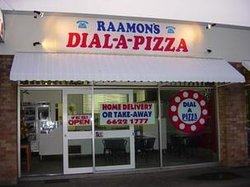 Raamons Dial- a- Pizza