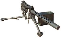 Machine Gun Bebe