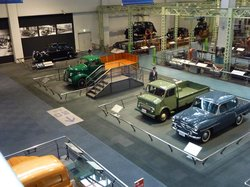 Toyota Commemorative Museum of Industry and Technology (Toyota Tecno Museum)