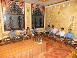 Chokhi Dhani Restaurant