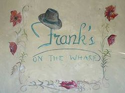 Frank's on the Wharf