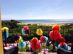 Beach view room