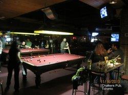 Chalkers Pub Billiards & Bistro