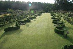 Plessis Sasnieres Garden