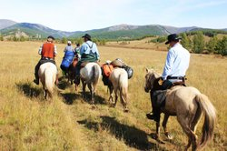 Horse Trails Mongolia - Day Treks