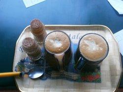 PotLuck Cafe