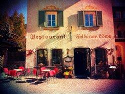 Restaurant Pizzeria Goldener Lowe