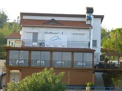 Blue Garden House