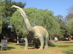 Paleontological Research Center and Dinosaur Museum