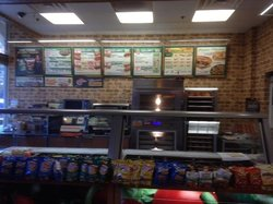 Subway Sandwiches, Salads & Wraps