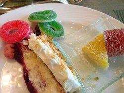 my dessert plate
