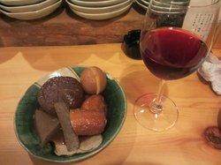 Oden & Wine Kamoshiya