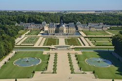 Chateau of Vaux-le-Vicomte