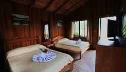 Inside the cabin (84947164)