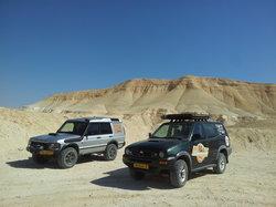 Dror BaMidbar - Jeep Tours