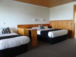 Very spacious room 13 sleeps 5