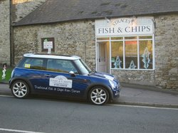 Stacey's fish and chip shop